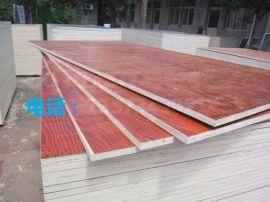 体育场地铺装用松木龙骨-LVL多层板工字梁