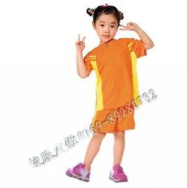 专业定制春夏季运动款礼服款演出服幼儿园园服