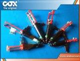 英國COX進口氣動多比率膠槍,雙組份打膠槍