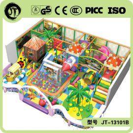 2015新品室内大型游乐设备, 儿童主题乐园 ,商场淘气堡 电动淘气堡