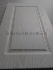 全自动真空覆膜机软包贴膜设备PVC覆膜机双工位吸塑机