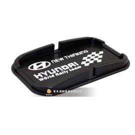 厂家定做 2015手机防滑垫 可订做汽车商标手机支架 促销礼品