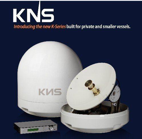 船載衛星天線K5,韓國KNS,三軸跟蹤,世界品牌