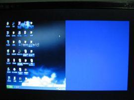 RoHS规范1080P高清HDMI,USB,4路液晶电视拼接器/合成器 13751107814
