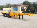 亚中WPZ9370TJZG型集装箱运输半挂车