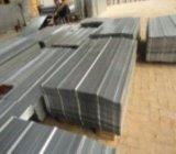 屋面底板0.5mm镀铝锌穿孔压型钢板