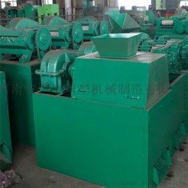 硫酸铵氯化铵对辊挤压造粒机 干粉成球机 有机肥复合肥加工设备