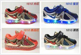 康步斯男童鞋2015冬季運動鞋新款加絨童鞋休閒鞋兒童鞋棉鞋女大童