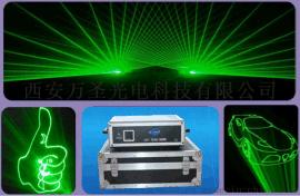 西安万圣光电科技生产销售4W(RGB)全彩激光灯,单绿激光灯
