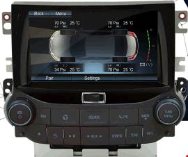 吉特兴无线胎压监测系统TPMS前装配套款厂家直销
