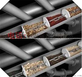 管链给料机,塑料盘片管式输送机,不锈钢盘片式上料机