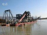 山东东威厂家直销40-120个斗挖沙船DW定制型挖沙船欢迎咨询