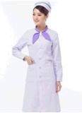 廠家直銷特價夏季新款半袖 醫用美容服 護士服藥店工作服定做批發