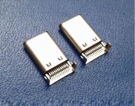 优势供应type-c接口  贴板沉板插头