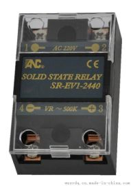 友正ANC  SREV1 24025单相小型电阻型固态继电器