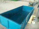 河南和业 玻璃钢定制 养鱼池 水槽 水池 厂家供应