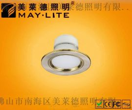 SMD贴片嵌入式筒灯      ML-A042B
