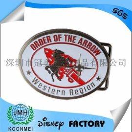 厂家定制异性金属皮带扣腰带扣