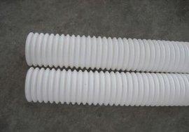 雄县PVC穿线波纹管 UPVC双壁波纹管厂家