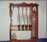 三只吸收瓶奧式氣體分析器,QF1901奧氏氣體分析器