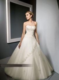 婚纱礼服-蓬蓬裙