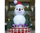 泡沫卡通雕塑 大型聖誕主題裝飾擺件 工廠直銷