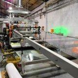 金韦尔GPPS广告灯箱板材挤出生产线设备