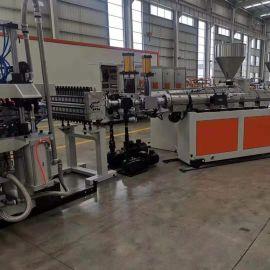 金韋爾PP塑料建築模板生産線