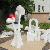 廠家定做生產玻璃鋼組合雕塑,動物雕塑 廣場公園雕塑 可個性定製