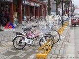 螺旋形自行車停車架 自行車停車架的基本款式