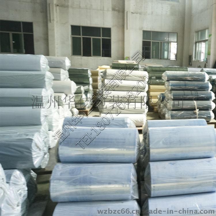 PVC透明膜 普透,可生产6丝至50丝