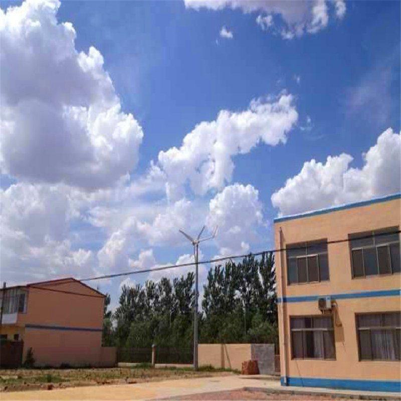 家用低转速5千瓦风力发电机 风光互补小型 厂家直销环保轻质发电设备