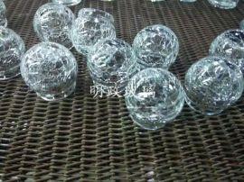 冰花玻璃瓶,太陽能草地燈,玻璃草坪燈