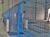 厂家直销车间护栏网 车间隔断网