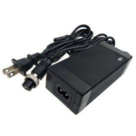 42V2A 电池充电器 中规CCC认证42V2A滑板车 电池充电器
