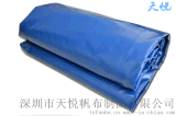 防水布、阻燃帆布、防火帆布、夹网布、有机硅布、PE帆布