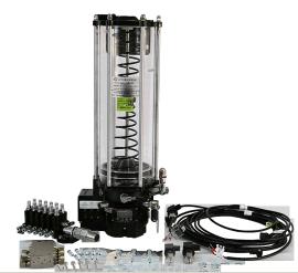 供应商厂家直销2017集中润滑系统之ALP100系列柱塞润滑泵