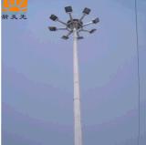 重慶高杆燈廠家報價LED高杆燈安裝
