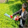 便攜式汽油動力綠籬機 高配置汽油動力修剪機