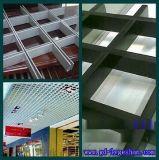 铝合金金属格栅 200x200茶楼铝格栅 福建铝格栅吊顶