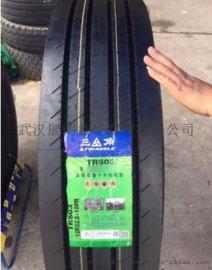 三角全钢轮胎12R22.5-18 TRS03耐磨,质量三包