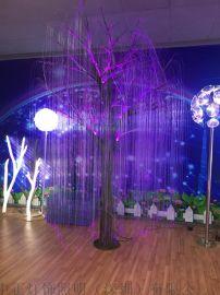 LED户外防水仿真光纤树灯