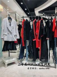 可路莎17年武汉品牌女装尾货走份专柜正品女装