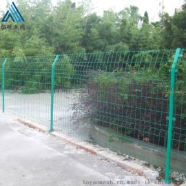 阳泉双边丝护栏隔离栅_公园草坪住宅围墙围栏网