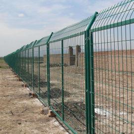 铁路护栏网 铁路防护栅栏 铁网围栏