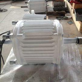 5kw风力发电机家用300转三相四制发电机