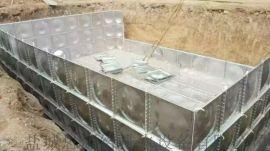 地埋式热镀锌钢板装配式BDF消防供水设备