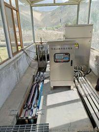 合肥市污水厂明渠式紫外线消毒模块