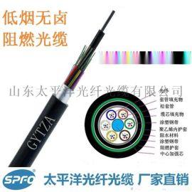 太平洋光纜GYTZA-4B1 4芯 室外阻燃光纜