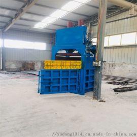不锈钢金属液压打包机 160吨卧式液压打包机